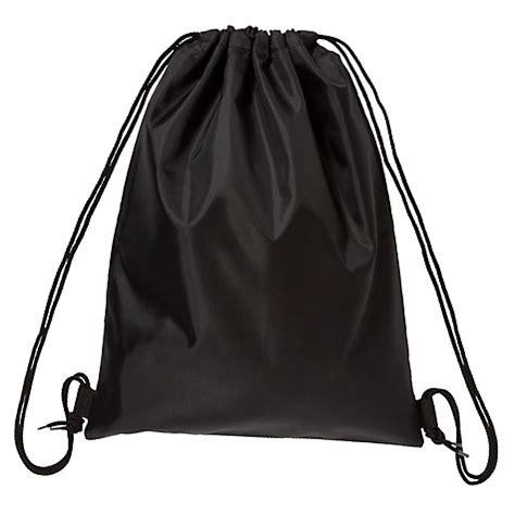 black drawstring bag  fashion bags