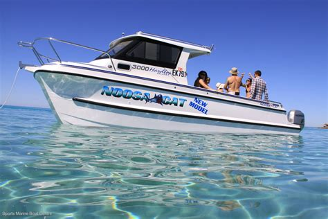 Boat Accessories Noosa by New Noosa Cat 3000 Trailer Boats Boats For Sale