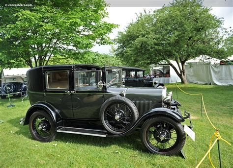 1929 Ford Model A History, Pictures, Value, Auction Sales
