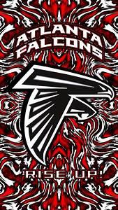 Falcons iPhone Wallpaper - WallpaperSafari
