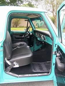 1968 Ford F100 Short Bed Pickup Truck - Frame Off Restoration