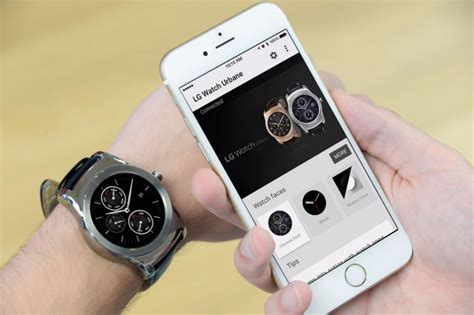 android wear iphone android wear smartwatches now working with iphones