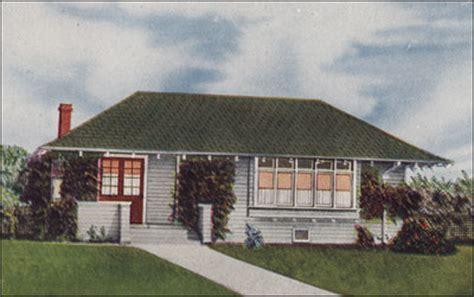Bungalows    Bungalow History Architecture