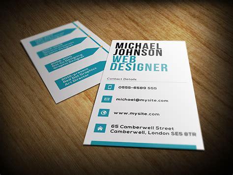 web design business cards web designer business card on behance