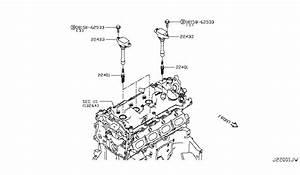 2019 Infiniti Qx50 Ignition System