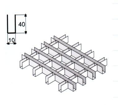 controsoffitto grigliato controsoffitto grigliato carabottino