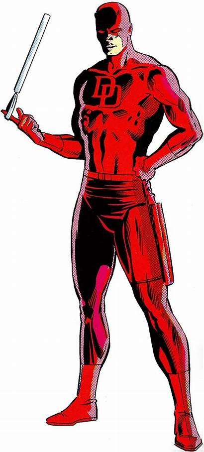 Daredevil Marvel Comics Murdock Clipart Matt Writeups