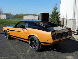 1969 Mustang Fastback - Schwartz Performance