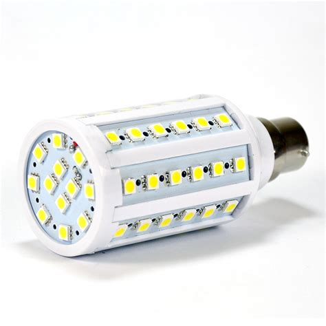 b22 led bulb corn light 10w with 60 x 5050 led s