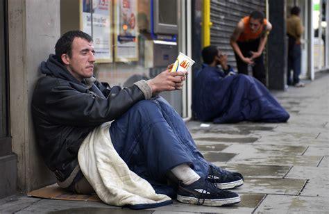 homeless man  selfless sacrifice   stranded