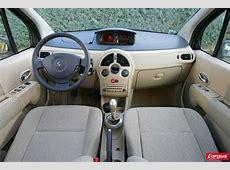 Renault Modus Au volant