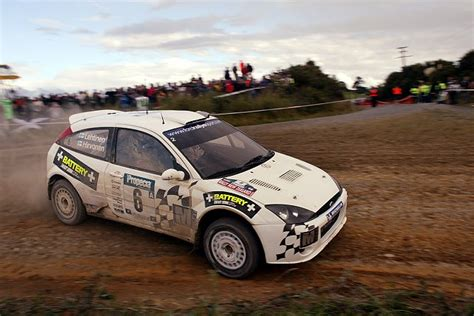 2003 World Rally Championship, Round 4