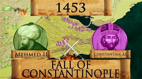 Ottoman Empire 1453 by Fall Of Constantinople 1453 Ottoman Wars Documentary