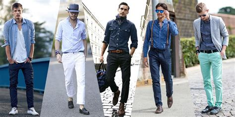 Men's Guide To Wearing Chambray Like A Rockstar