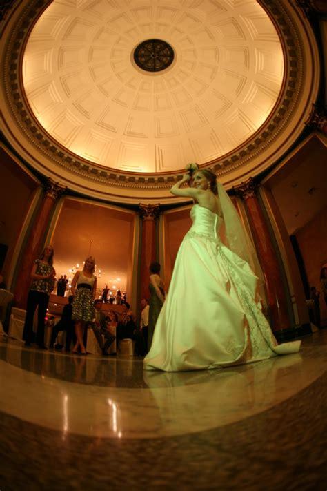 rotunda historic  unique metro milwaukee wedding venues