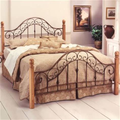 jcpenney bed frames delaney metal bed or headboard found at jcpenney house