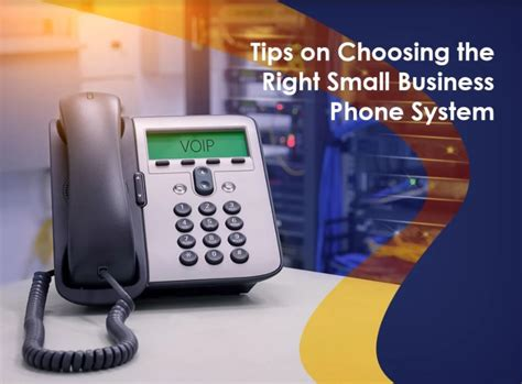 Tips For Choosing Your Business Phone System  Nebula