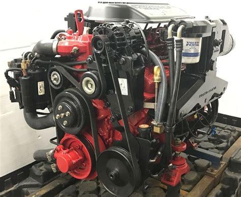 volvo penta motor volvo penta 5 7osi fuel injected 5 7gi complete engine ebay