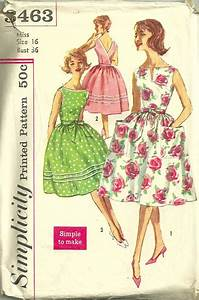 Simplicity 3463 - Vintage Sewing Patterns