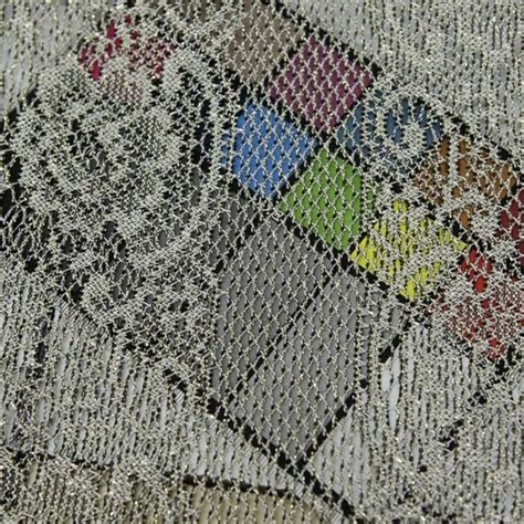 Lace Drapery Fabric by Sheer Lace Drapery Fabric By The Yard Discount Designer