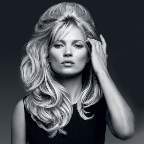 How to Get Kate Moss' Bouffante Hair Style   Kate Moss and