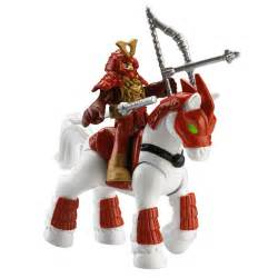 Fisher Price Imaginext Archer and Horse Action Figures
