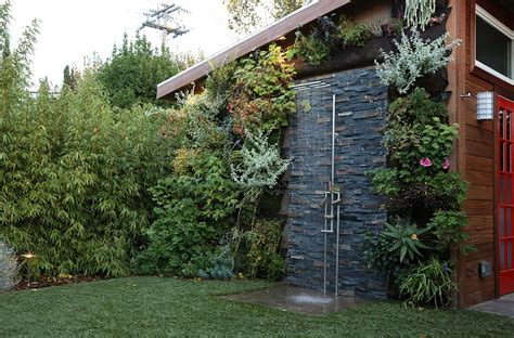 Outdoor Showers : 23 Amazing Inspirations That Take The Bathroom Outdoors