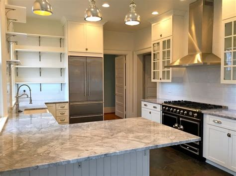 gray finish cabinets white quartzite everything you need to