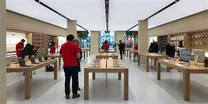 Nouveau Magasin Val D Europe : visite du nouvel apple store du march saint germain ~ Dailycaller-alerts.com Idées de Décoration