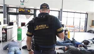 Gardai's New Anti-Terrorism Plan Includes 'Shoot First' Policy