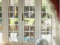 trending design ideas for sliding patio doors Hinged Patio Doors | HGTV