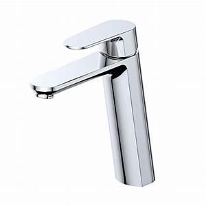 robinet rehausse pour vasque a poser le monde du bain With robinet haut pour vasque a poser