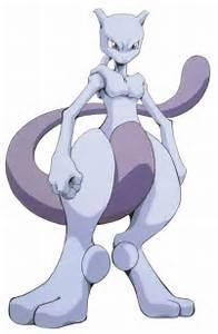 pokemon mewtwo images