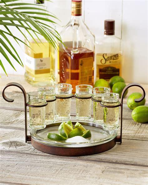 tequila shot glasses set