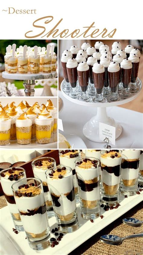desserte bar cuisine gold and white wedding wedding reception dessert buffet