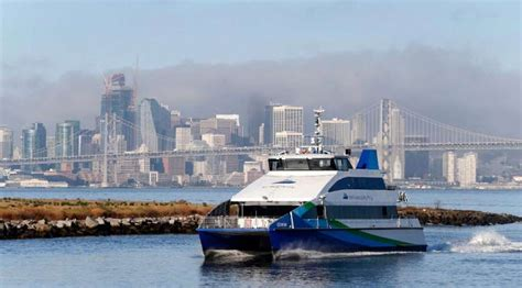 Boat Service Richmond by Richmond To San Francisco Ferry Service Set To Begin In