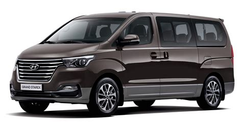Hyundai Starex Backgrounds hyundai grand starex facelift unveiled in south korea