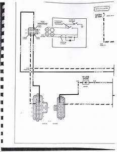 82 Trans Am Transmission Wiring Question   Anyone Have A