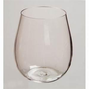 Verre A Vin Sans Pied : verre de vin sans pied en polycarbonate vin et passion web ~ Teatrodelosmanantiales.com Idées de Décoration
