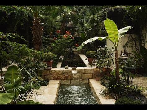 spanish courtyard garden san antonio claire golden