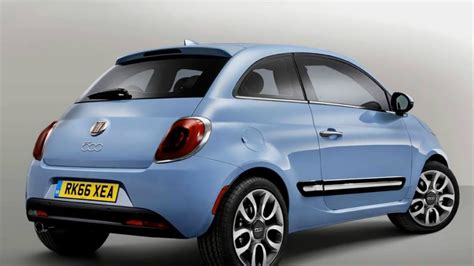 FIAT 2019 : New Fiat 500 Due Before 2019 With 48 Volt Hybrid Tech