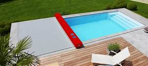 Decoration De Piscine : quelques id es pour bien choisir sa couverture de piscine ~ Zukunftsfamilie.com Idées de Décoration