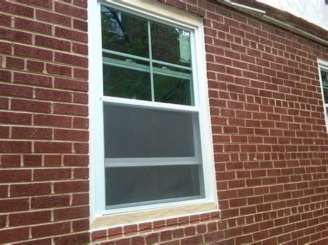 Replace Window Sill Outside by Replace Windows In Brick House Mycoffeepot Org