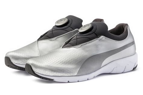 Puma's New Bmw X-cat Disc Sneaker Is Inspired By A Car