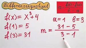 Differenzenquotienten Berechnen : video nderungsrate in mathe berechnen so klappt 39 s f r funktionen ~ Themetempest.com Abrechnung