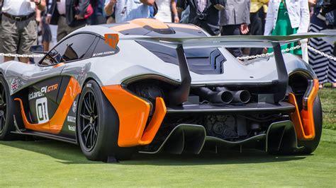 car, McLaren, McLaren P1, McLaren P1 GTR Wallpapers HD ...