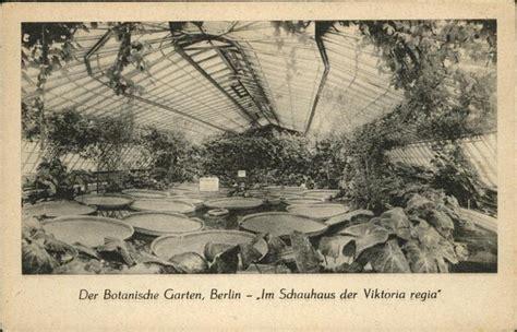 Botanischer Garten Berlin Pflanzen Kaufen by Pflanzen Botanische Garten Berlin Schauhaus Viktoria Regia