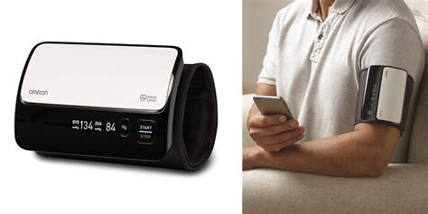 Omron's Apple Health-enabled Evolv Blood Pressure Monitor