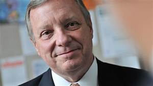 Senate Majority Leader Dick Durbin