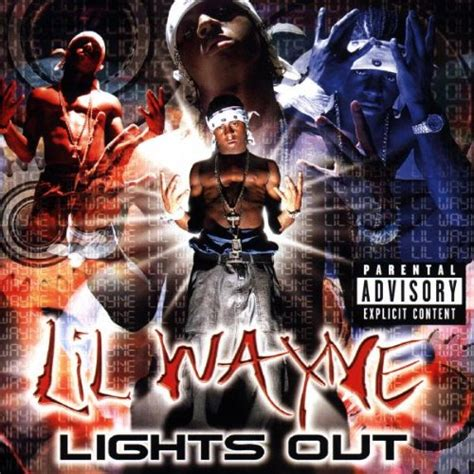 Lights Out Cover by Lil Wayne Lights Out Album Cover Lil Wayne Lights Out Cd